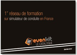 couverture catalogue reseau evenkit 2012